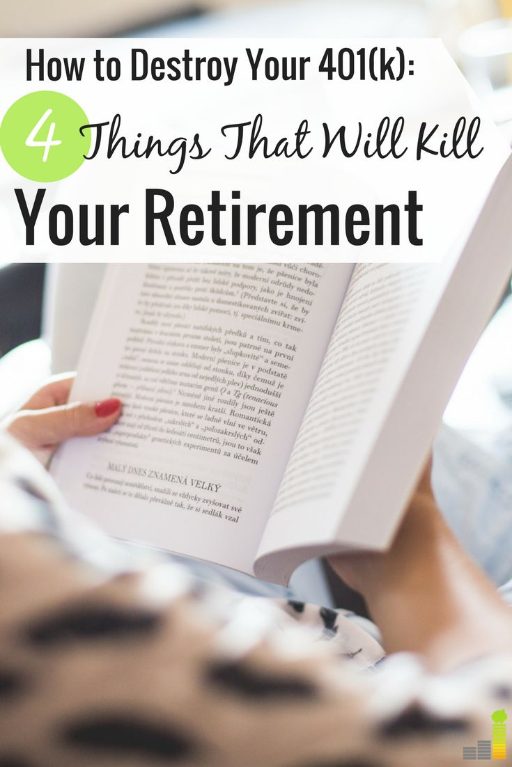 4 Things You Should Never Do With Your 401(k