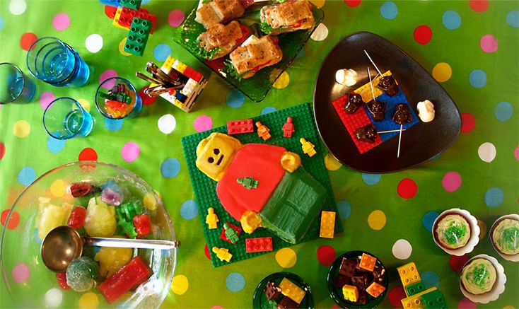 Lego Starwars -juhlat