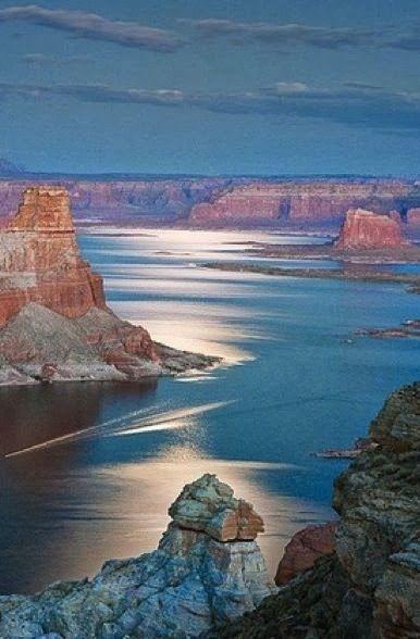*ARIZONA~Lake Powell,