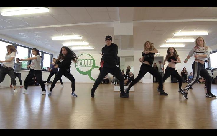 Hip Hop Choreographie (Einsteiger) | Dj Rapture & Jonn Hart - Hell Yeah von Dennis | Kurs Video - YouTube