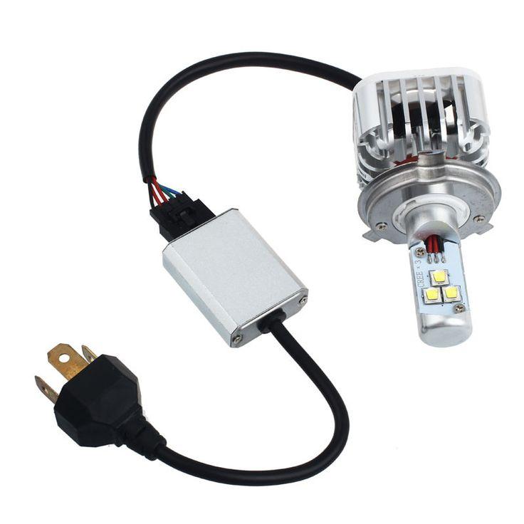 $25.10 (Buy here: https://alitems.com/g/1e8d114494ebda23ff8b16525dc3e8/?i=5&ulp=https%3A%2F%2Fwww.aliexpress.com%2Fitem%2FNew-Arrival-Car-Auto-H4-Cree-LED-30W-3000Lumen-6000K-White-Headlight-Lamp-Bulb%2F32635567958.html ) New Arrival    Car Auto H4 LED 30W 3000Lumen 6000K White Headlight Lamp Bulb for just $25.10