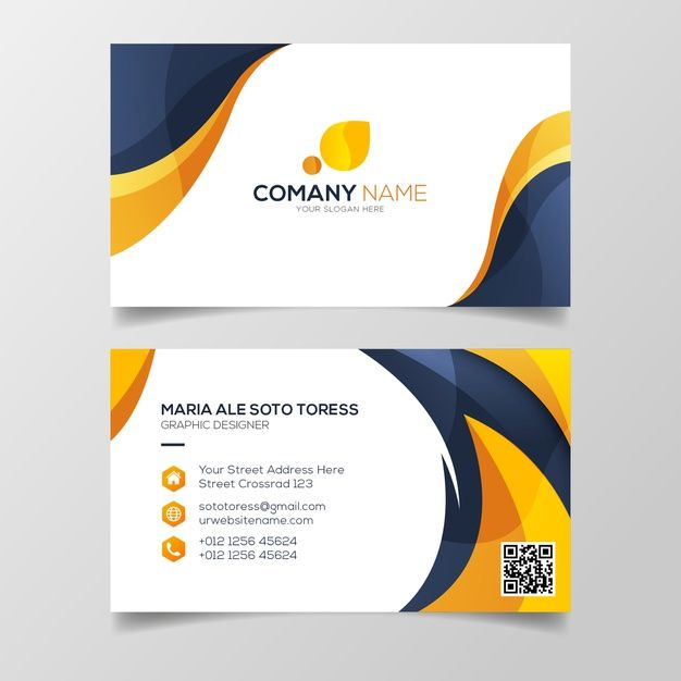 Download Abstract Colorful Business Card Template For Free In 2021 Colorful Business Card Business Card Template Graphic Design Business Card