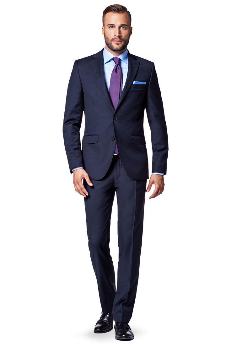 poradnik lancerto: Jak dobrać garnitur do sylwetki Pana Młodego?