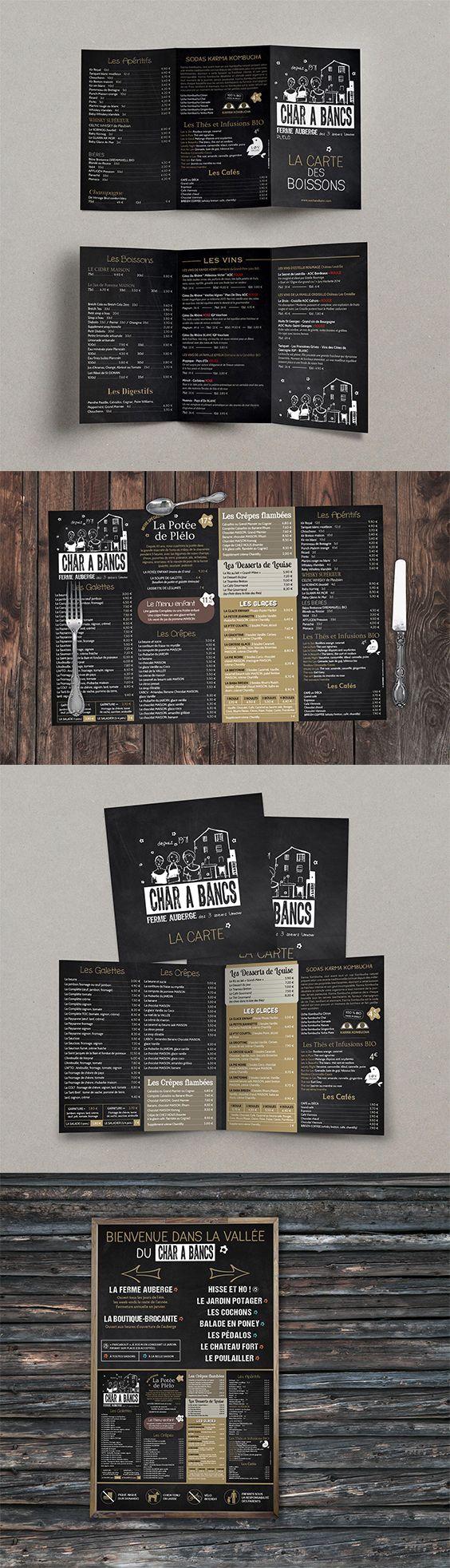 Très Plus de 25 idées magnifiques dans la catégorie Carte restaurant  HP25