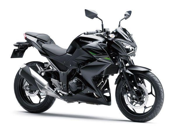 Kawasaki Z250 India Launch Nears As Bike Goes Under Homologation