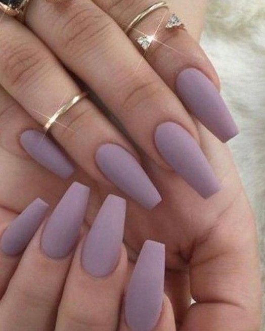 121+ nail designs and ideas for coffin acrylic nails page 7 ~ telorecipe212.com