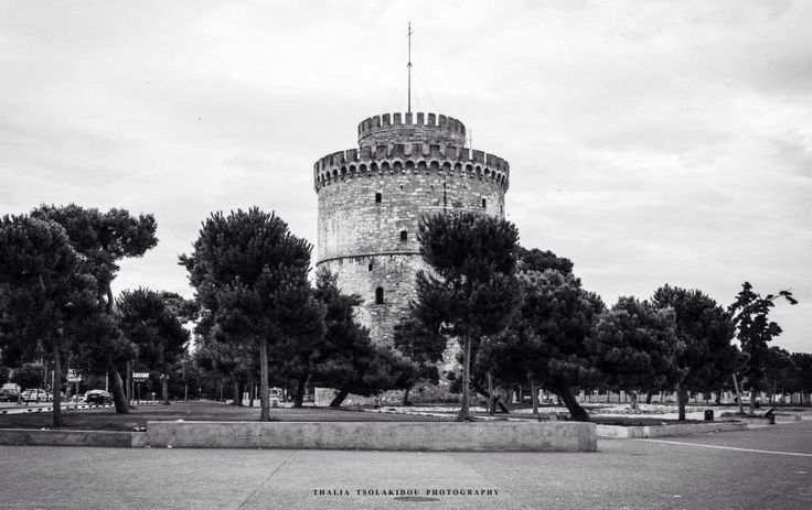 Thessaloniki white tower