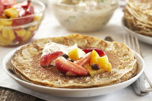 Lättyjä, Finnish pancakes