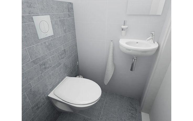 Toilet ontwerp op pinterest 100 inspirerende idee n om te ontdekken en te proberen - Deco toilet grijs en wit ...
