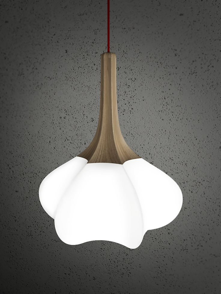 #Swell lamp #decoration #lighting #lamps #hanging lamp #wood #white #seriesnemo #eltorrent #product #ESPdesign