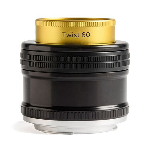 Twist, Swirl, 60mm, Full Frame, Portrait, Petzval, Canon EF, Sony E, Mirrorless, Nikon F