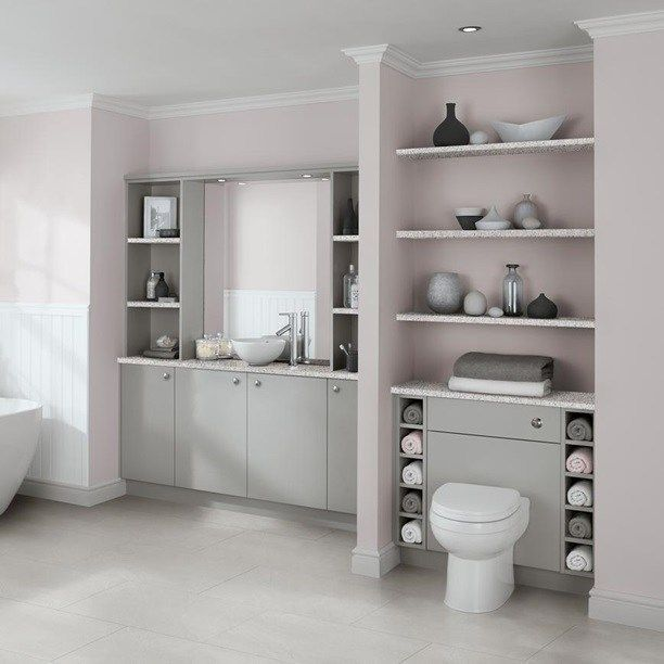 Choosing Bathroom Shelves Get The Best With Images Custom