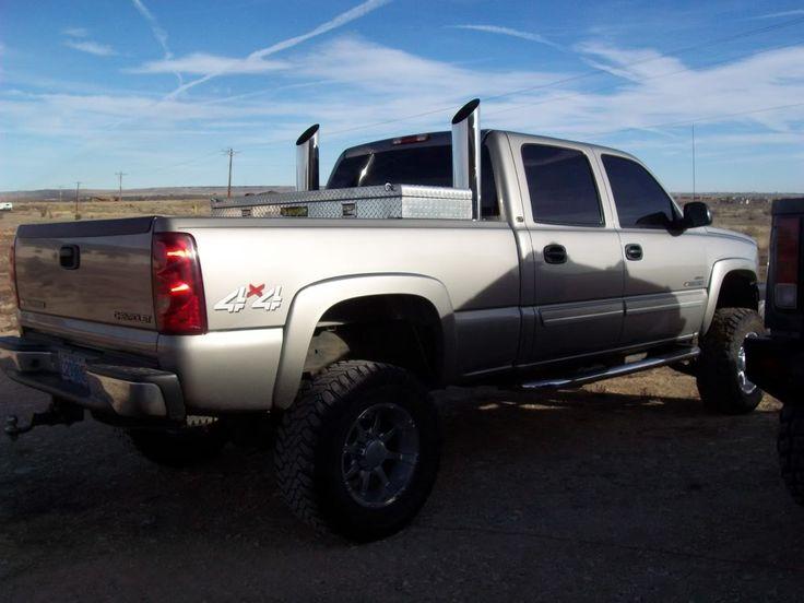 Duramax | Exhaust Stacks - Diesel Place : Chevrolet and GMC Diesel Truck Forums