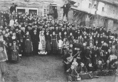 Παραδοσιακός γάμος στην Κλεισούρα Καστοριάς