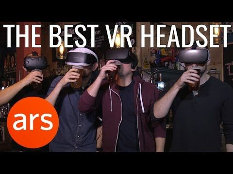 PSVR vs. HTC Vive vs. Oculus Rift vs. Gear VR: Which VR headset should you buy? | Ars Technica