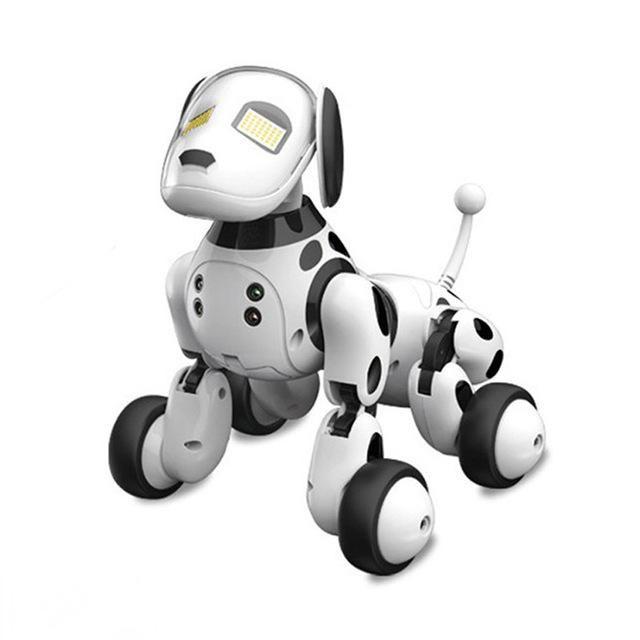 Toy Intelligent Talking Robot Dog Toy Electronic Pet