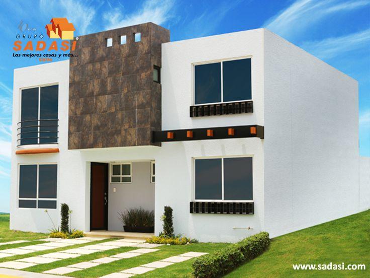Conjuntosintegrales las mejores casas de m xico bosques for Modelos de casas en mexico