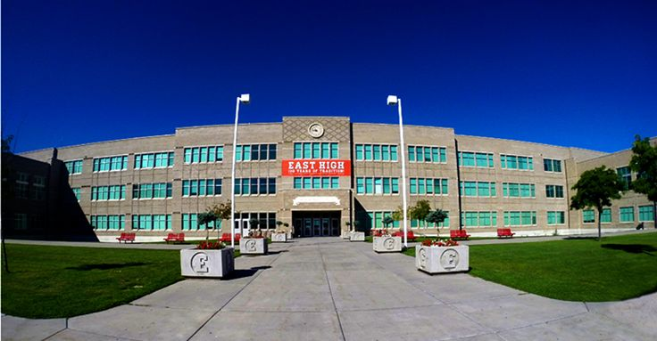 East High School, Salt Lake City