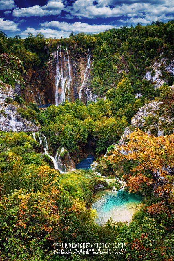 Plitvice lakes national Park by Juan Pablo de Miguel on 500px