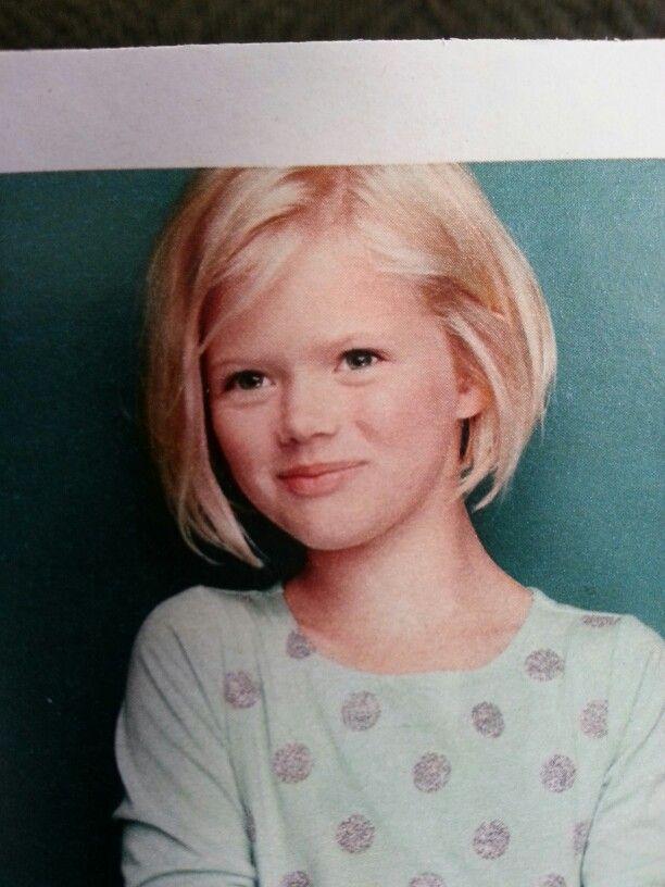 awesome Little girl's bob haircut...