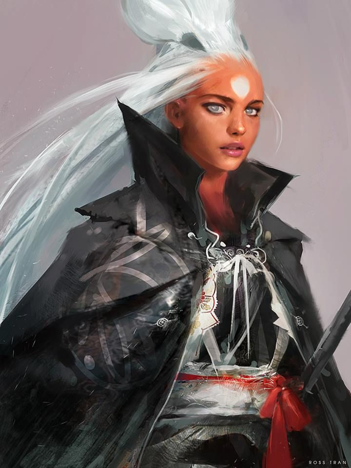 """""""Nima"""" by Ross Tran* • Blog/Website 