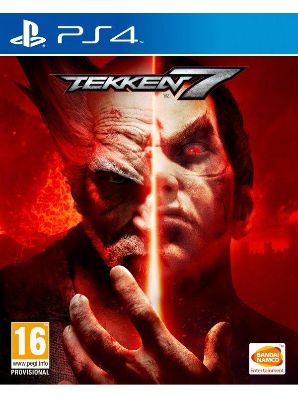 PRE-ORDER: Tekken 7 (PS4)