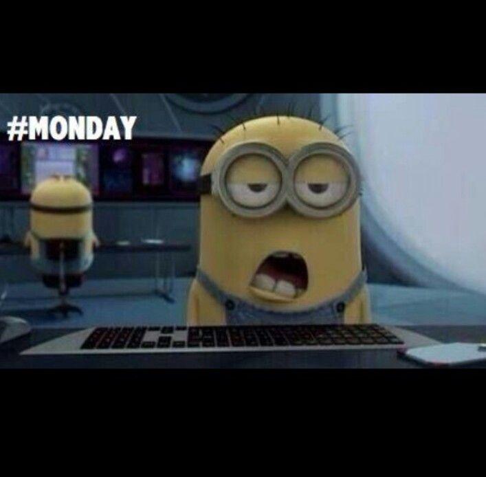 Minion Monday Quotes: Monday Minion Quote