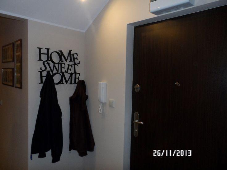 Wieszak / dekoracja Home Sweet Home