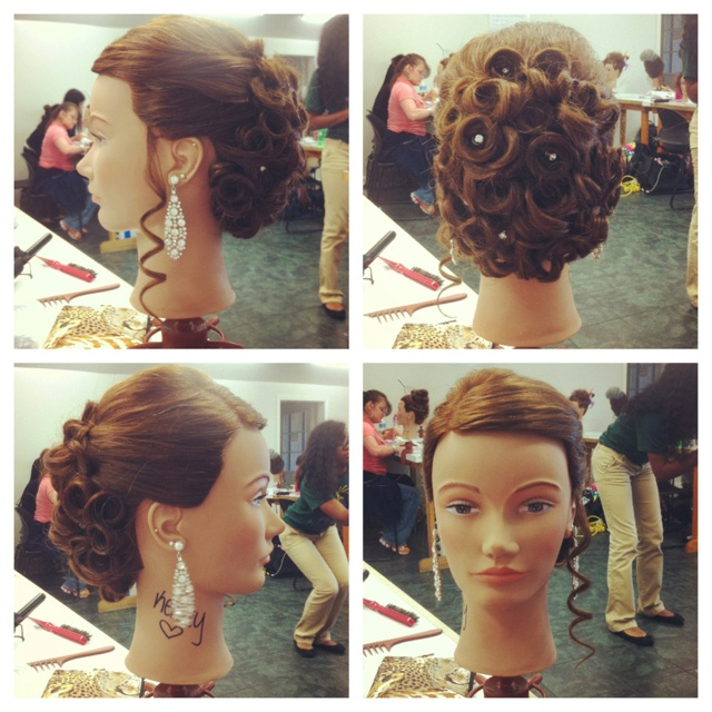 Admirable 1000 Images About Mannequin Hairstyles On Pinterest Rockabilly Short Hairstyles For Black Women Fulllsitofus