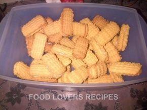 Foodlovers Recipes | KOOKMELK KOEKIES