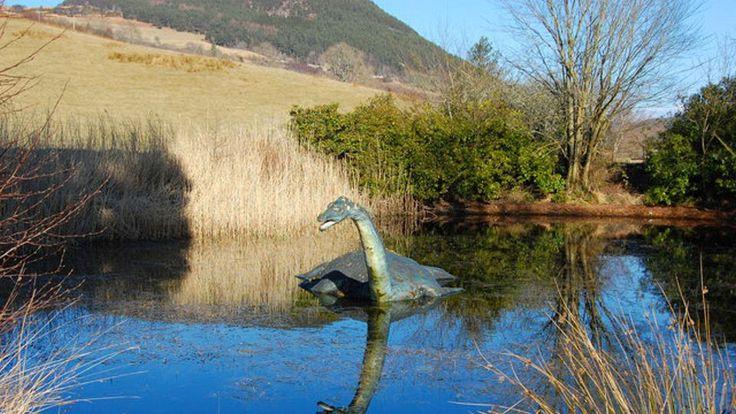 Nessie For 'Scotland's National Animal'?