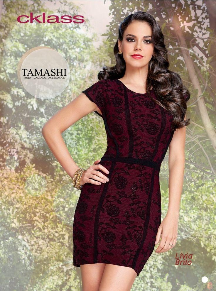 Vestido CKLASS 223-16 — TAMASHI