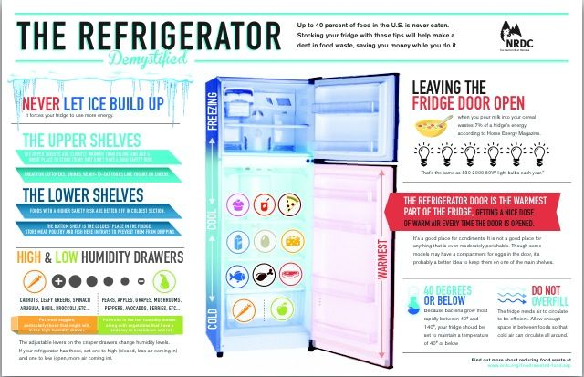 refrigerator dating chart for guys