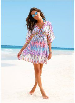 Robe de plage, bpc selection, mauve 29.99E