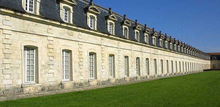 Corderie Royale à Rochefort - Votre parcours de visite : corderie et cordage, atelier de matelotage et utilisation des cordages à bord, exposition temporaire.