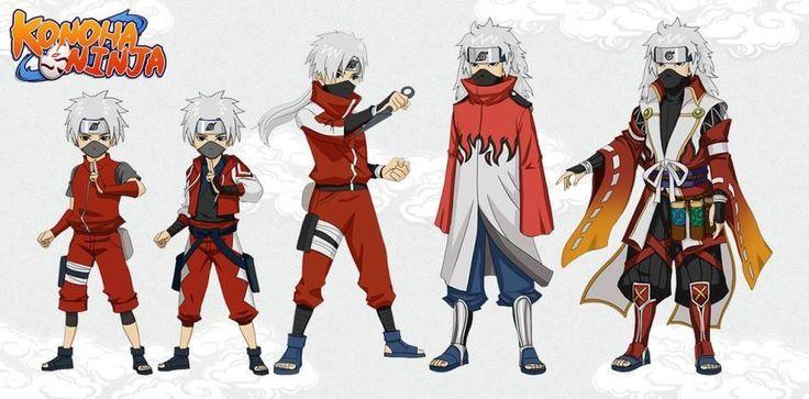 Kumpulan Gambar Ninja Konoha Naruto List Foto Lengkap