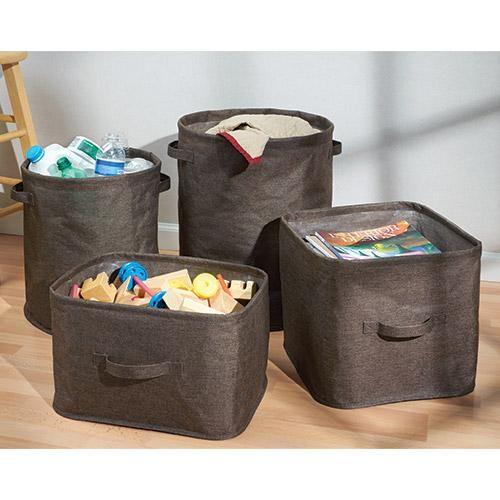 Superb Pop Up Soft Storage. CubesBaskets