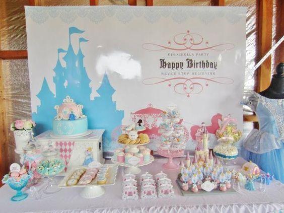 Cumpleaños cenicienta: ¡Una fiesta que hechizará a tus amigos!