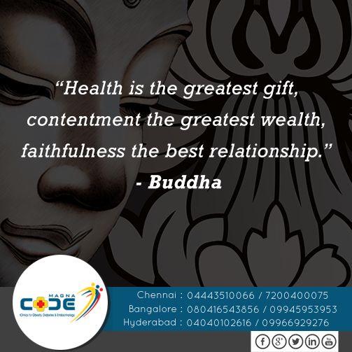 #Buddha #quote #health