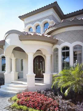 Mediterranean Home Dream Home ~ Luxury Home, Dream Home, Grand Mansion,  Wealth And