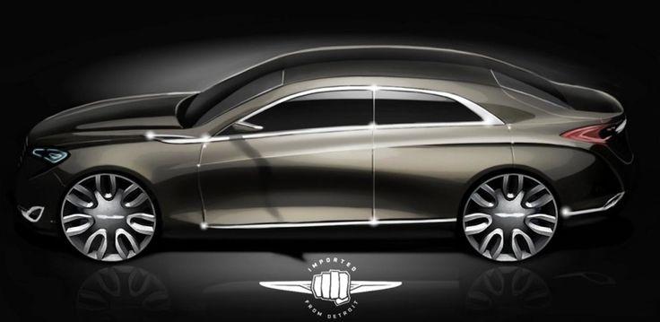 2016 Chrysler 300 Redesign Concept  - http://carsreleasedate2015.com/2016-chrysler-300-redesign-concept/