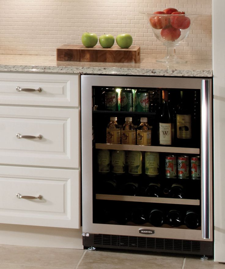 beverage refridgerator | Kitchen | Pinterest | Beverage