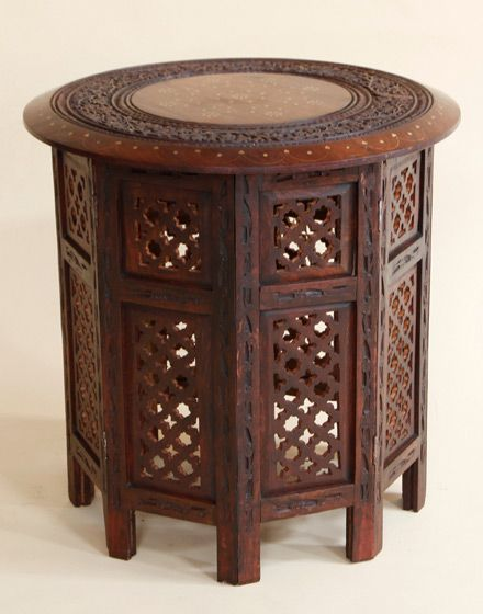 Complete the look of your home with our Moroccan Tables. We have a range of  sizes and colours which will add character to your home.
