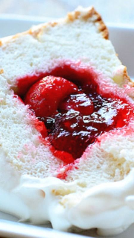 Strawberry Sparkle Cake Recipe — Dishmaps