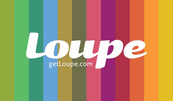 Shape your photos or photo collages instantly.  www.getloupe.com