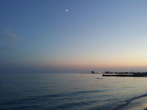 #salento #mare #spiaggiapertutti #spiaggia #sea #beach #sunset