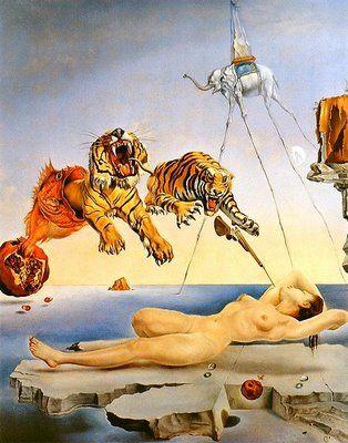 Yoshiwara´s World: Você Conhece Salvador Dali?
