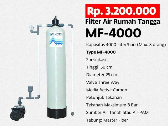 Filter Air Rumah Tangga Filter Air Filter Air