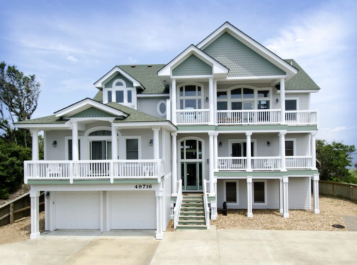 30 best hatteras nc vacation rentals images on pinterest for Hatteras homes