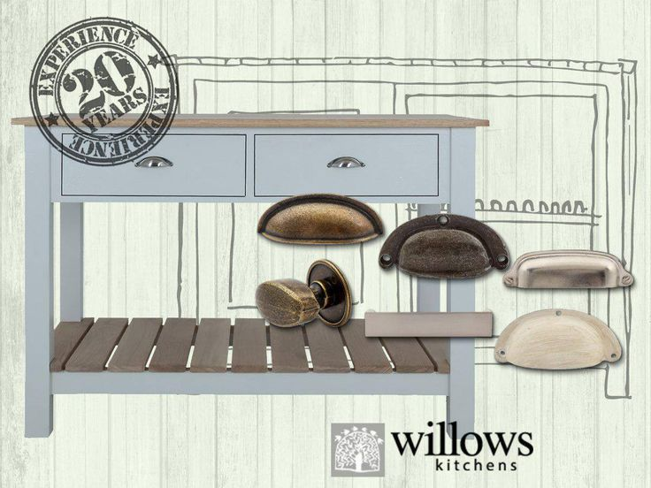 #DidYouKnow that this Shaker free-standing sideboard can be used in any kitchen run or free-standing as a hall sideboard. It can be used as a bathroom vanity unit with underslung sinks. Call us on 082 093 6484 or visit our website - www.willowskitchens.co.za. #HandCrafted #20YearsOfQuality